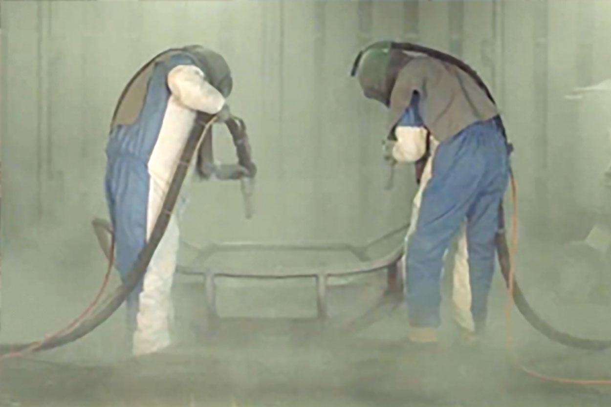 surface preparation, AZZ