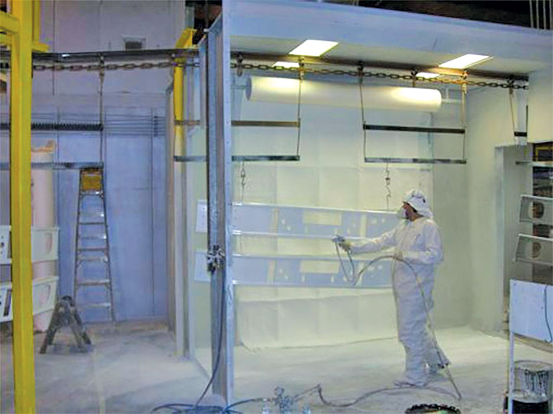 mil-spec military protective coating, AZZ